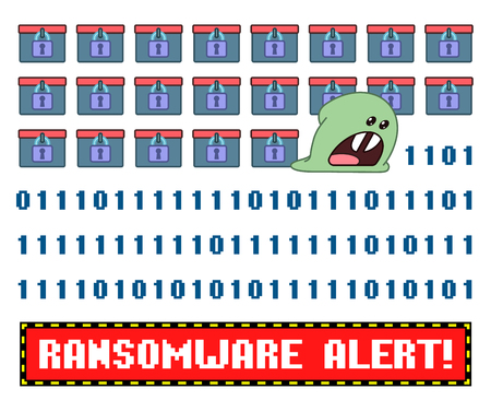 decrypt: Ransomware virus encrypting the data wishing you pay to decrypt