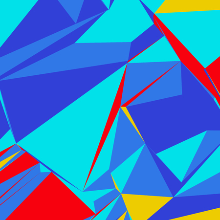 smartphone apps: Abstract background with colorful triangles for magazines, booklets or mobile phone lock screen