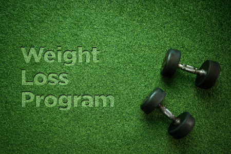 Healthy Concept: Weight Loss Program
