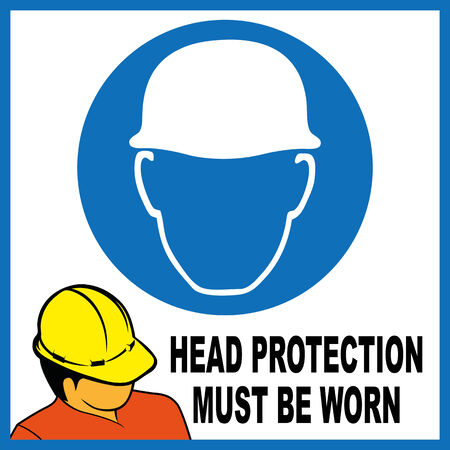head protection: head protection