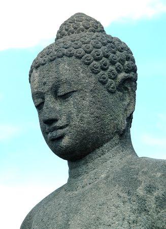 Smiling Budha photo