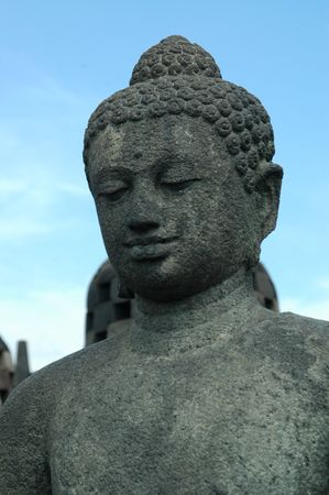 The Smiling Budha
