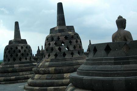 budha: The Budha in Borobudur
