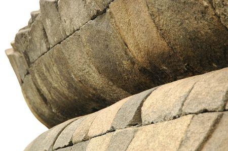 Architecture of Borobudur photo