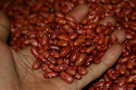 merah: Red beans