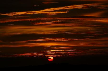 Sundown in Jawa