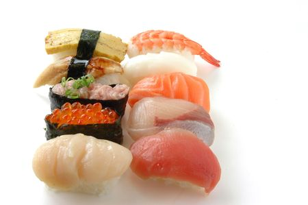 Gastronomic culture in Japan Stock Photo - 5009710