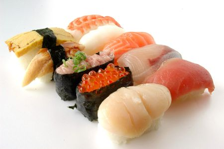 Gastronomic culture in Japan photo