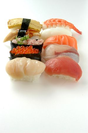 Gastronomic culture in Japan Stock Photo - 5009806