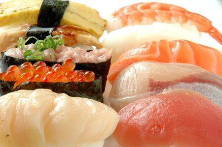 Gastronomic culture in Japan Stock Photo - 5009826