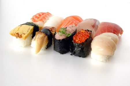 Gastronomic culture in Japan Stock Photo - 5009761
