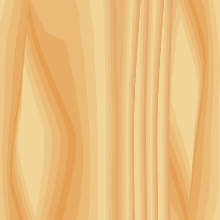 Seamless Vector Wood Stock Vector - 5009653