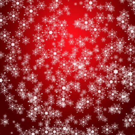 ice slide: christmas background