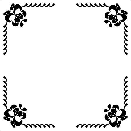Decoration of corner