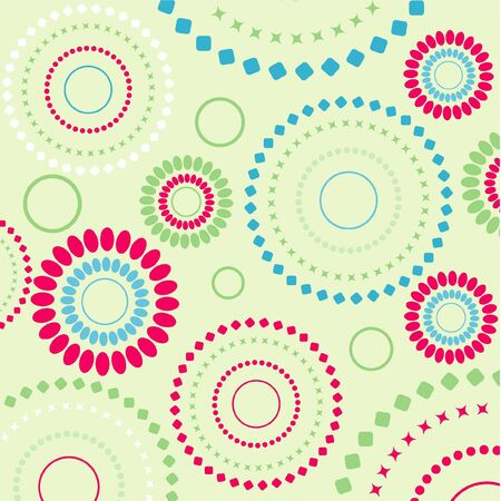 �back ground�: Vector illustration of material on back ground Illustration