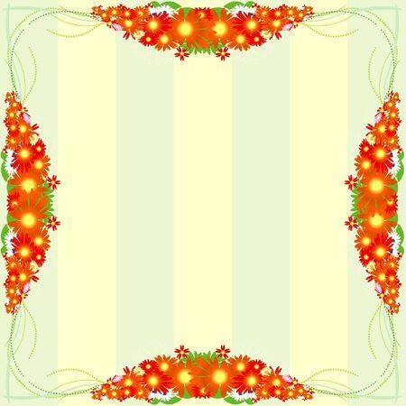 alhambra: Background of image of flower