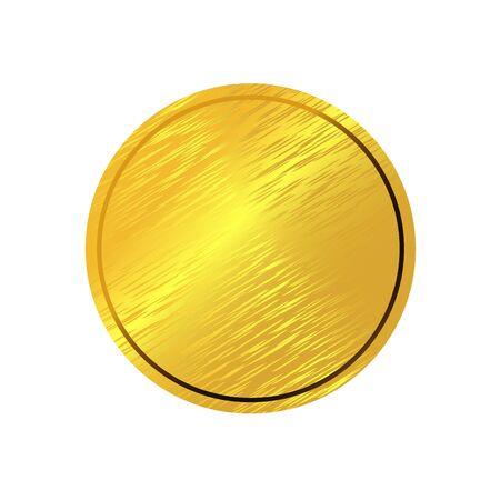 Goldene Medaille illustration