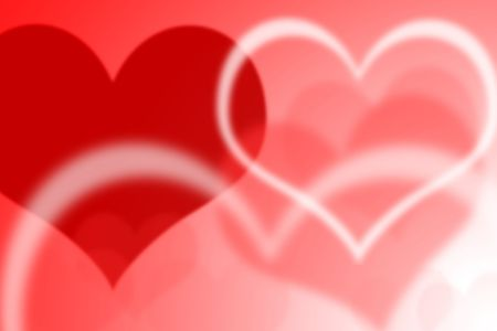 Back ground of heart
