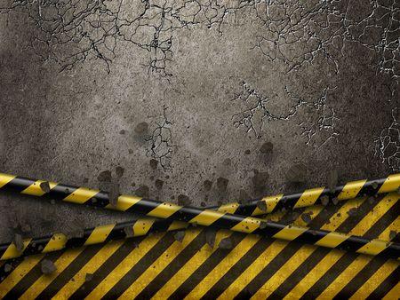 Ruine mur - graphic Computational - Veuillez regarder mon portefeuille autres sortes existent  Banque d'images
