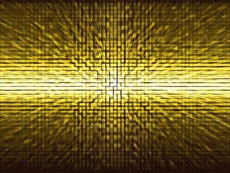 抽象的な計算グラフィックの背景 - 私のポートフォリオを見てください他の種類の存在 写真素材