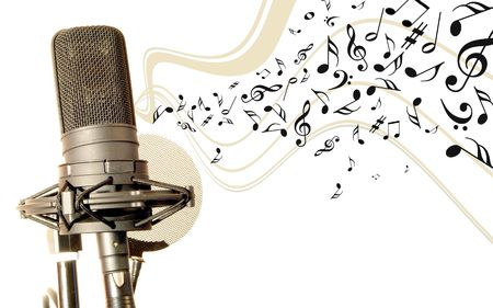 music design: Fondo de imagen de la m�sica - gr�fico computacional