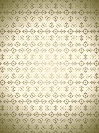 computational: Pattern of gold background - Computational graphic Stock Photo