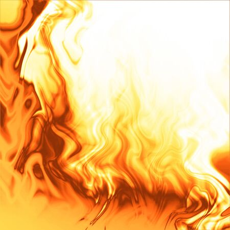 computational: Flame of computational graphic Stock Photo