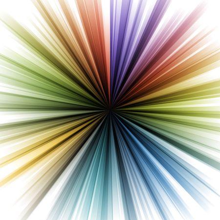 Background abstract iris - Computational graphic