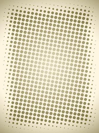 computational: Golden background pattern - Computational graphic