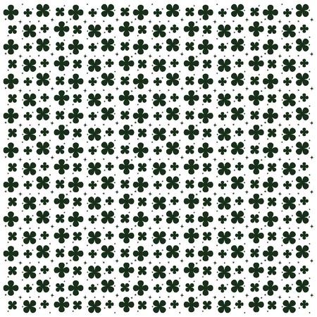 threeleaf: pattern of clover