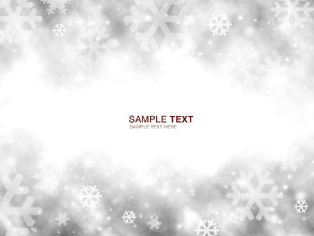 抽象的なクリスマスの背景イメージ