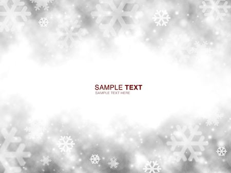 gradation: Background image of abstract Christmas
