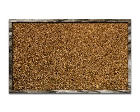Cork board image made from CG Stock Photo - 8162692