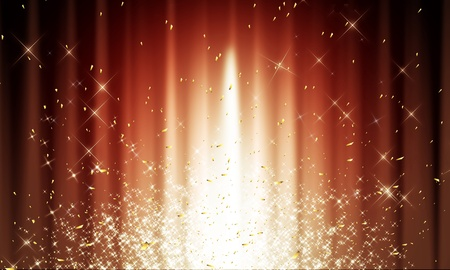 golddust: Abstract graphic background