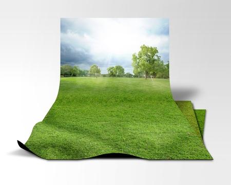 grafica: Imagen de fondo de 3D