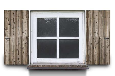 3D image of bow window photo
