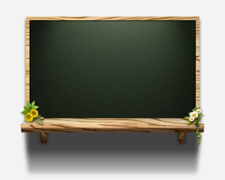 Shelf of 3D image