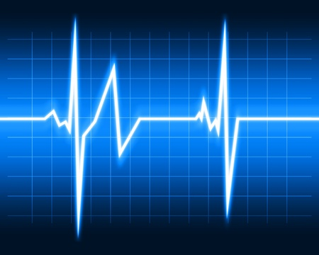Heart beat image