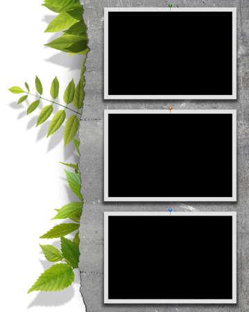 Bulletin board image Stock Photo - 9241179
