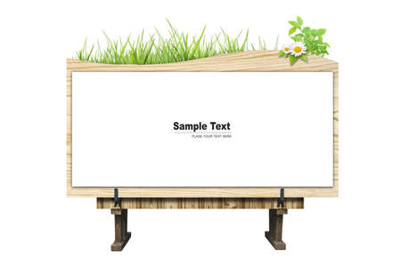 Frame made from tree Stock Photo - 9295672