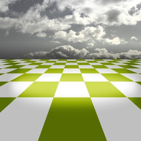 三次元空間イメージ