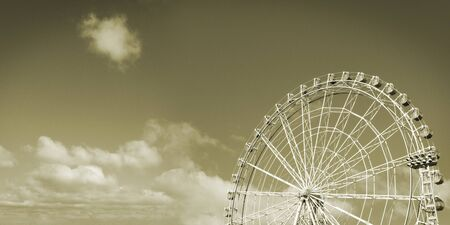 ferriswheel: Ferris wheel Stock Photo