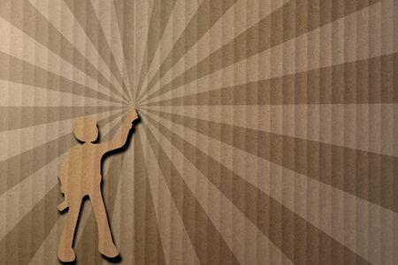 papercraft: Paper-craft