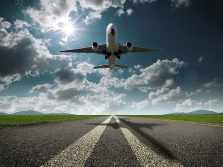 departures: Airplane