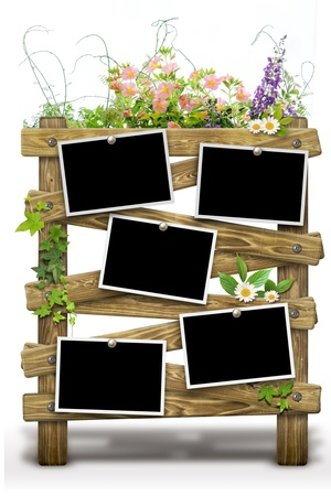 Photo frame Stock Photo - 10631064