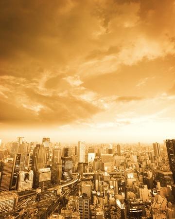 bldg: City image Stock Photo