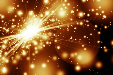 Abstract light graphics image material