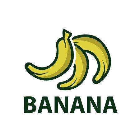 banana icon trendy and modern banana symbol Foto de archivo - 134264556