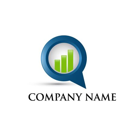 SEO performance marketing icon vector illustration, editable stroke Illustration