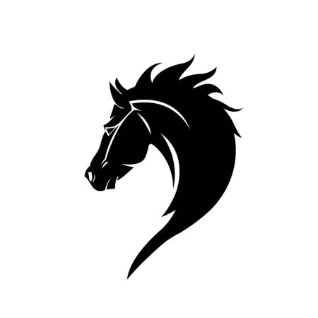 horse standing on three paws Icon Vector, horse standing on three paws Icon  , horse standing on three paws Icon Stock fotó - 134264657